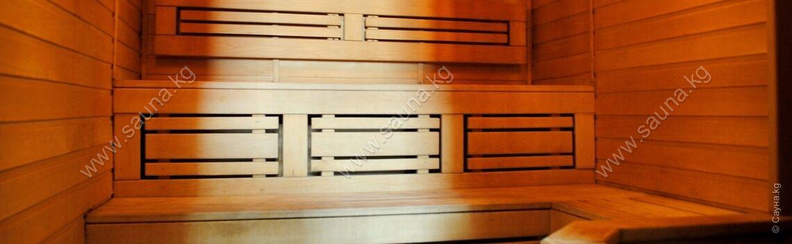 Двухэтажная сауна в комплексе саун на Медерова – фото 4