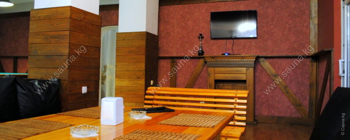 Золотая бухта — Малая сауна – фото 2